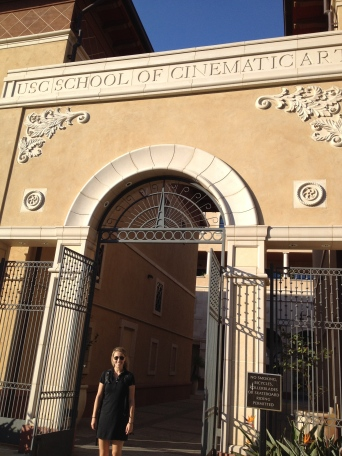 Maddie's USC School of Cinematic Arts.